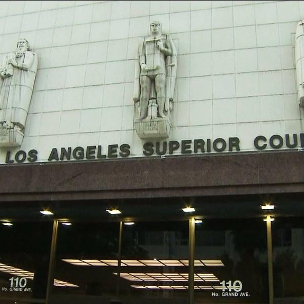 Filephoto Los Angeles Superior Court