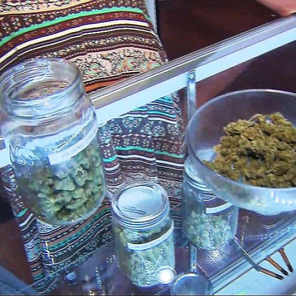 filephoto Pot Shop Medical Marijuana