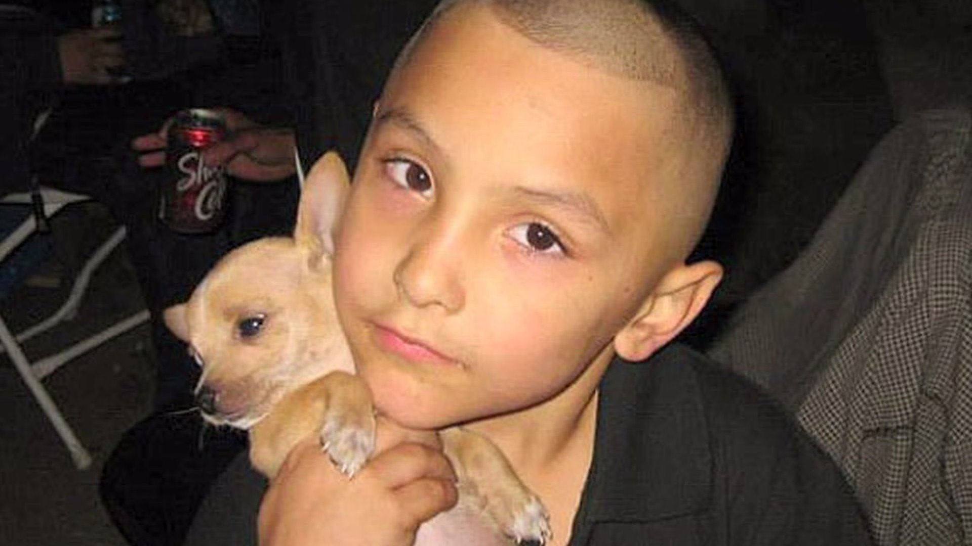 Gabriel Fernandez is seen in this photo provided by his family.