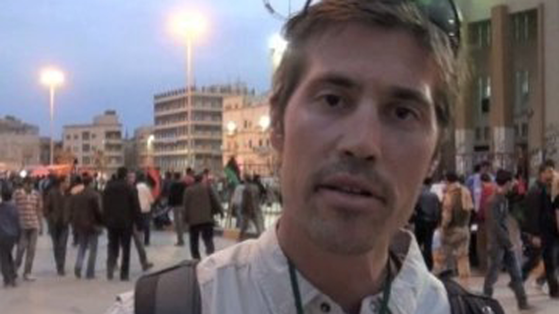 A video released by ISIS showed the beheading of American journalist James Foley, who disappeared in November 2012, in Syria. (Credit: GlobalPost)