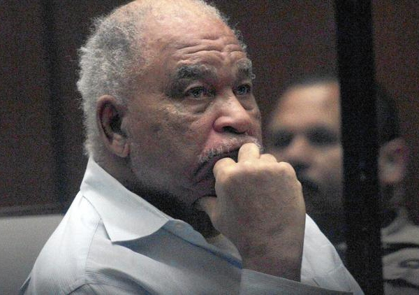 Samuel Little is pictured in August 2014, on trial in Los Angeles in the deaths of three women who were beaten and dumped in the late-1980s. (Credit: Bob Chamberlin / Los Angeles Times)
