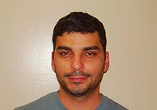 Elkis Hermida is seen in a photo posted to the Megan's Law website. (Credit: California Department of Justice)