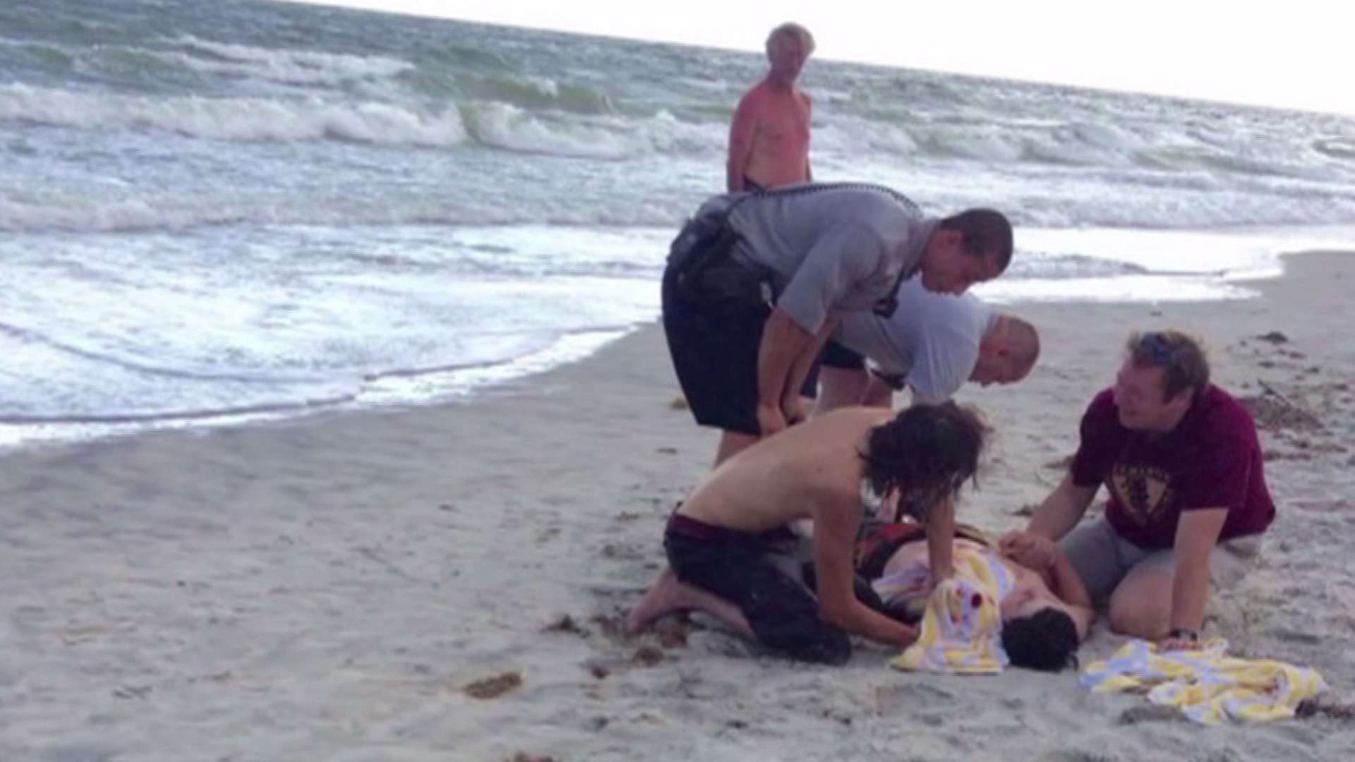 Shark Attacks Increase Off North South Carolina Coast 10 People Injured This Year Ktla