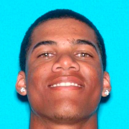 Brandon Willie Martin is seen in an image provided by the Corona Police Department.