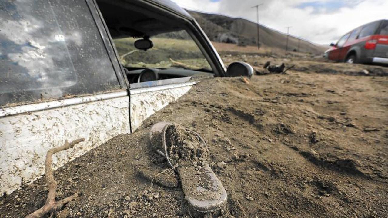 Utah Moto Trails - Dirt Bike and ATV Trails: Little Wild ...  |Antelope Valley Flash Flood