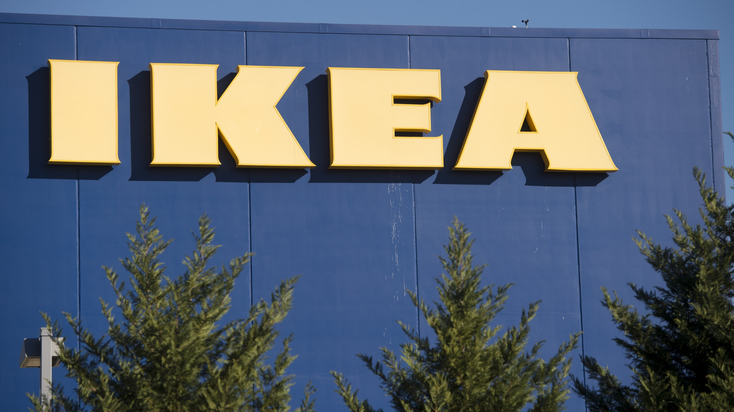 An Ikea furniture store location in Woodbridge, Virginia, is seen in this file photo from Jan. 5, 2016. (Credit: Saul Loeb/AFP/Getty Images)