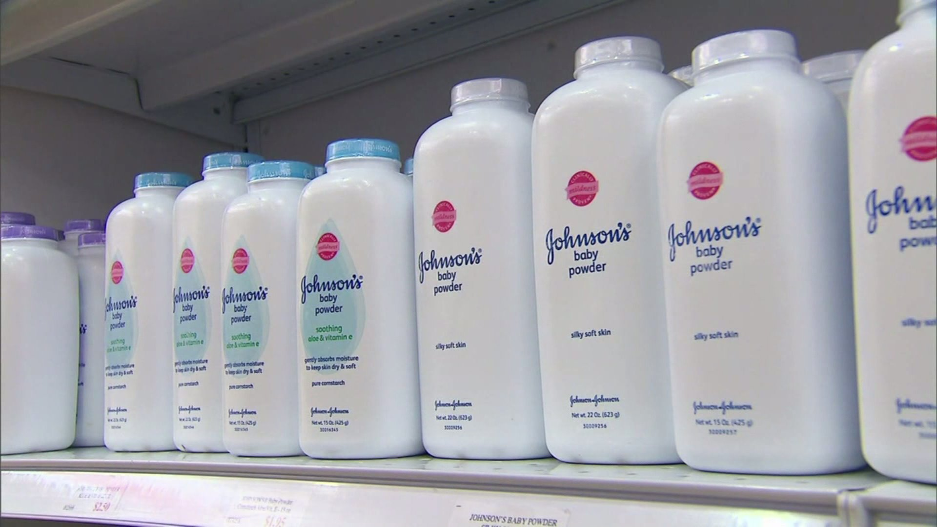 A St. Louis jury awarded $4.62 billion to 22 women who sued pharmaceutical giant Johnson & Johnson. (Credit: CNN)