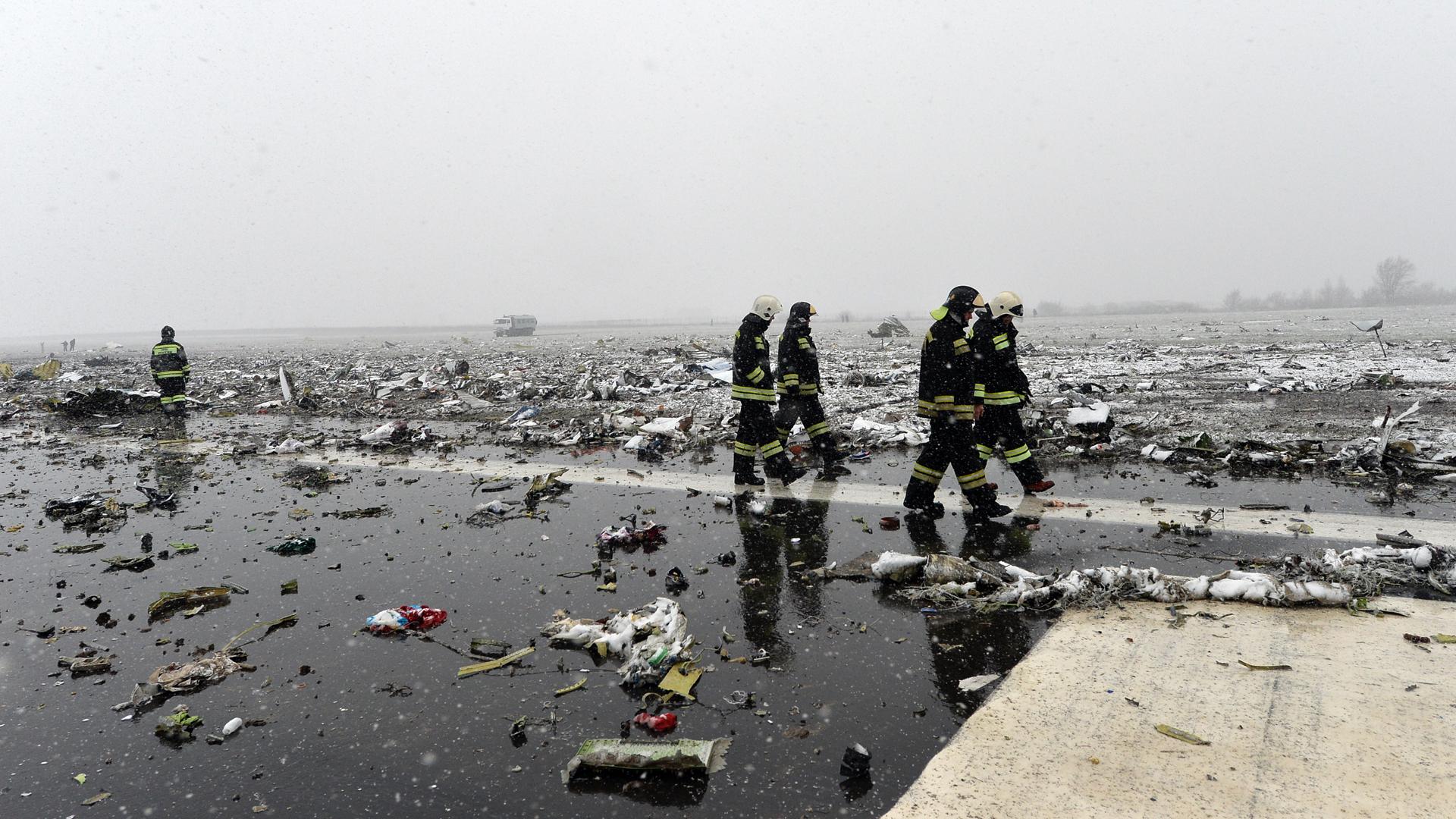 Фото экипажа самолета разбившегося в ростове