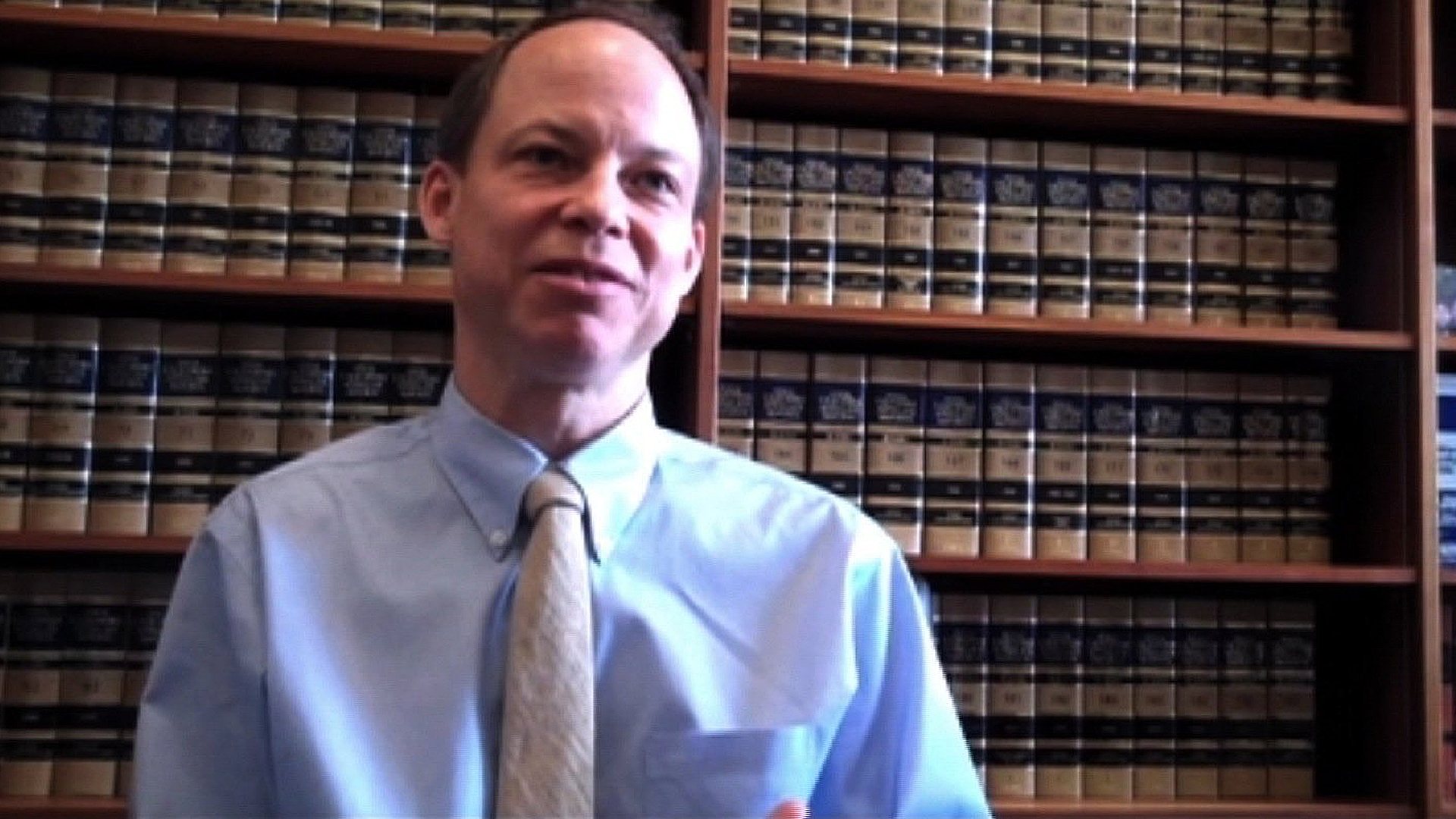 Aaron Persky, the California judge who sentenced a Stanford athlete to six months in jail for sexually assaulting an unconscious 23-year-old woman behind a dumpster (Credit: therecorder.com)