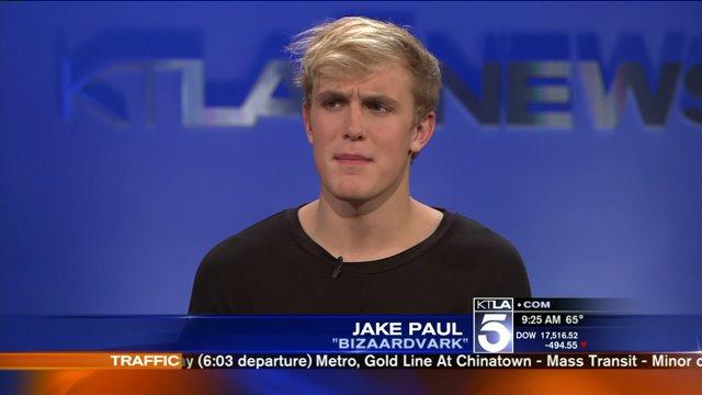Disney Channel S Bizaardvark Star Jake Paul On Being A Social Media Guru Ktla