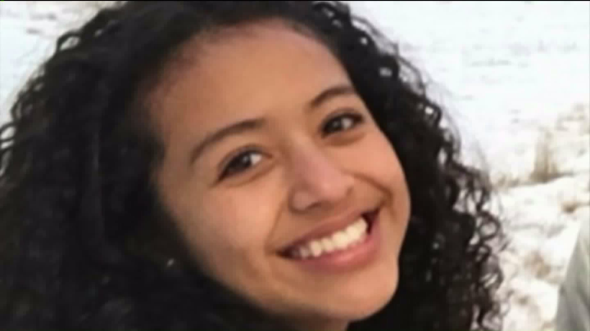 Danah Rojo Rivas, 16, is pictured in a photo posted to a GoFundMe page.