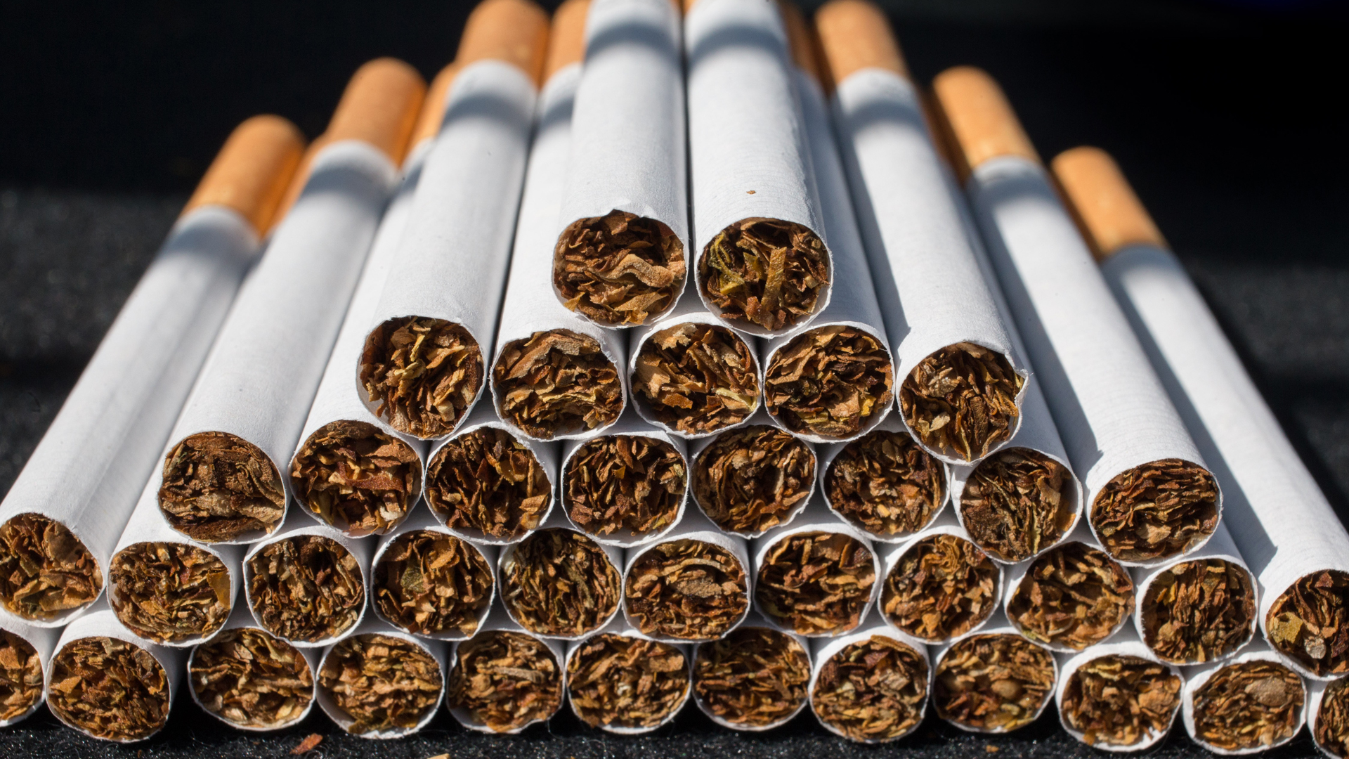 Cigarettes are seen in this file photo. (Credit: Getty Images)