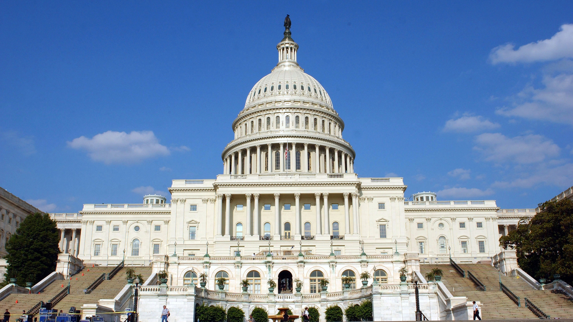 The U.S. Capitol building is seen in this file photo. (Photo by Stefan Zaklin/Getty Images)