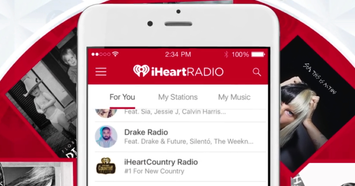 iheartradio plus all access review 2016