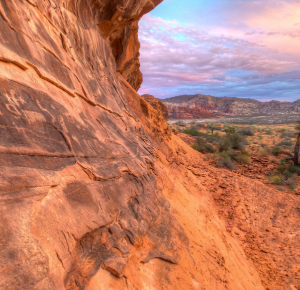 The U.S. Department of Interior tweeted this photo Dec. 28, 2016, in announcing the creation of Bears Ears National Monument.