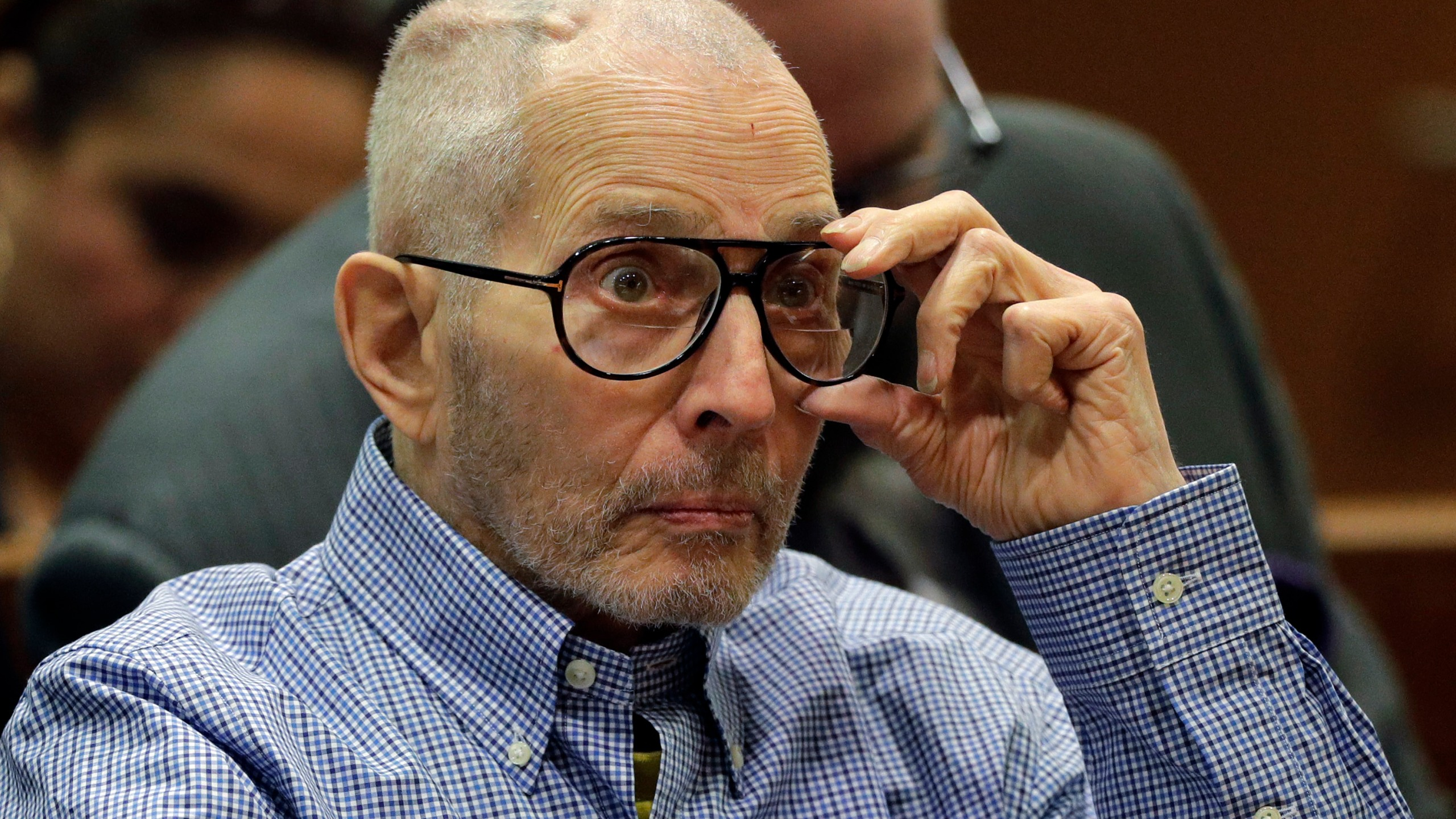 Real Estate Heir Robert Durst appears in the Airport Branch of the Los Angeles County Superior Court during a preliminary hearing on December 21, 2016 in Los Angeles. (Credit: Jae C. Hong-PoolGetty Images)