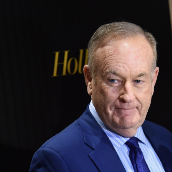 "Television host Bill O'Reilly attends the Hollywood Reporter's 2016 ""35 Most Powerful People in Media"" at Four Seasons Restaurant on April 6, 2016, in New York City. (Credit: Ilya S. Savenok / Getty Images)"