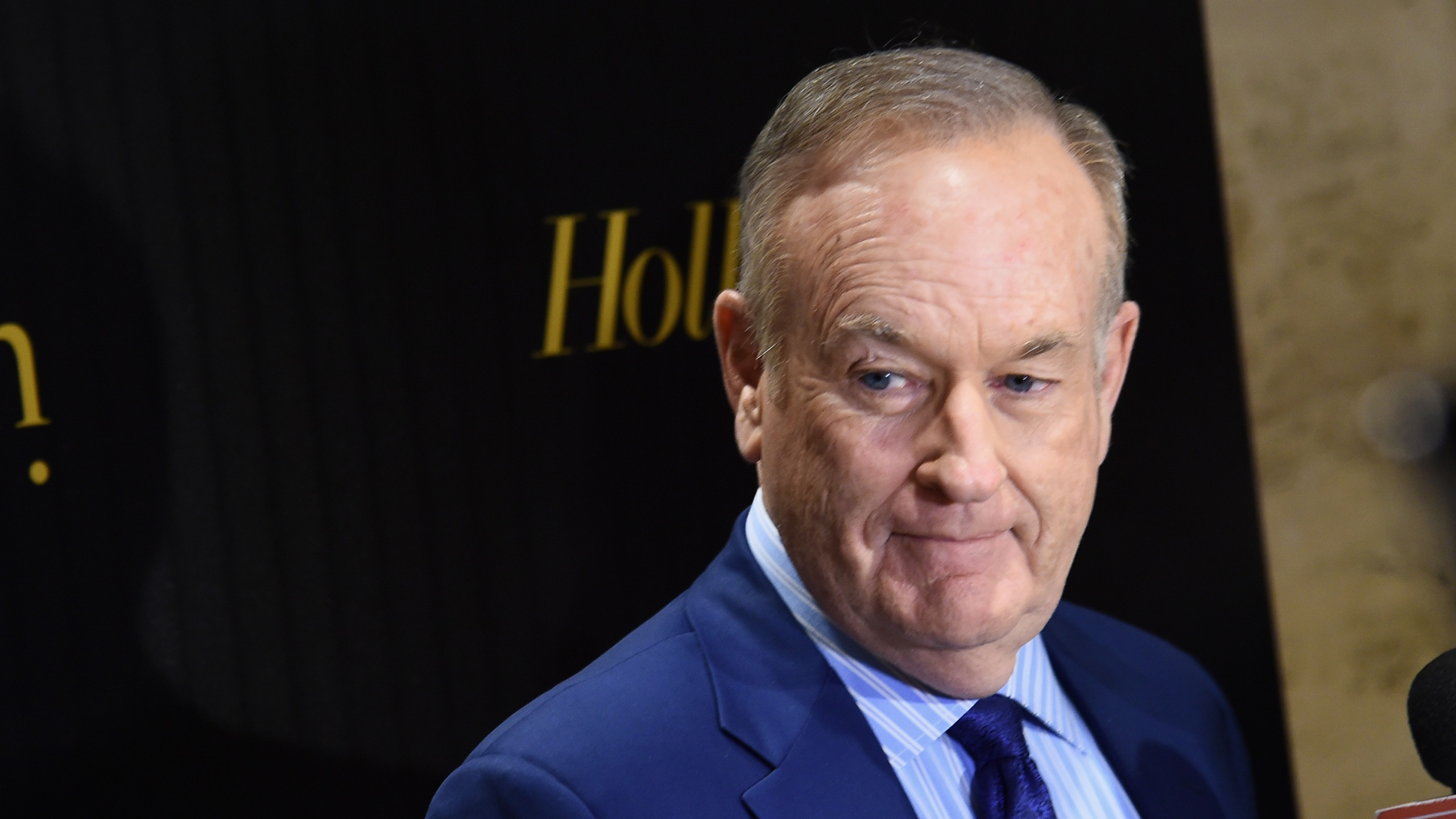 Television host Bill O'Reilly attends the Hollywood Reporter's 2016 35 Most Powerful People in Media at Four Seasons Restaurant on April 6, 2016, in New York City. (Credit: Ilya S. Savenok/Getty Images)