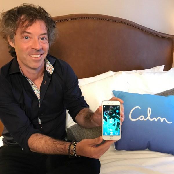 Calm App Co-Founder Michael Acton Smith