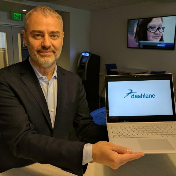 Dashlane CEO Emmanuel Schalit
