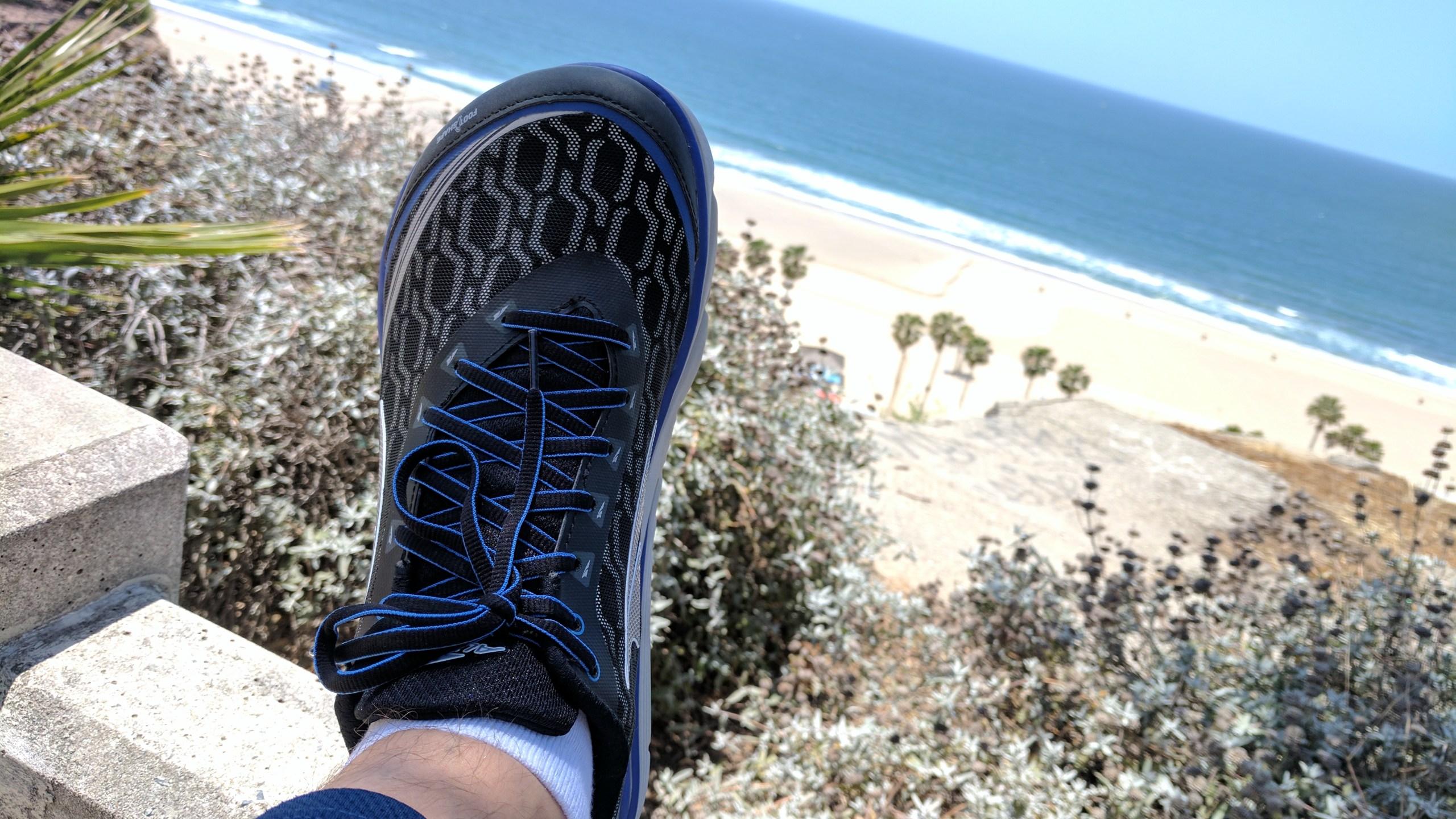altra iq smart shoe review 2017