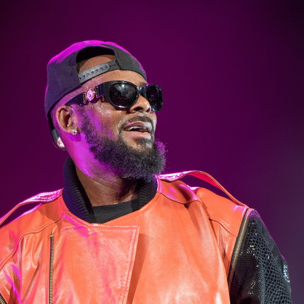 R. Kelly performs at Barclays Center in Brooklyn on Sept. 25, 2015. (Credit: Mike Pont / Getty Images)