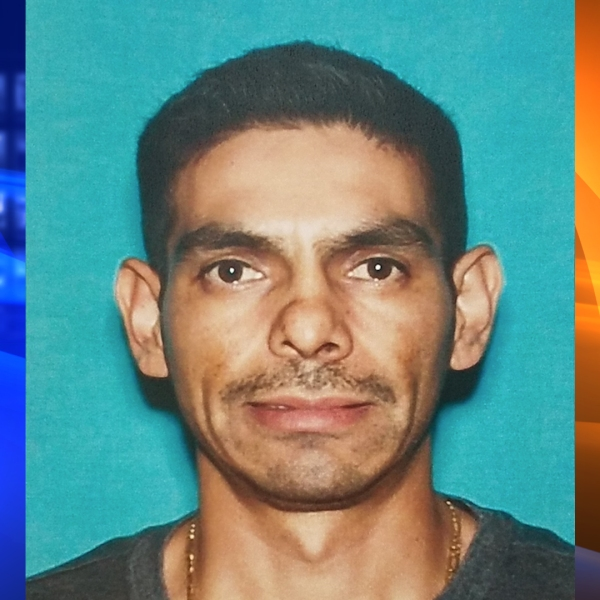 Aurelio Teran is shown in a photo released by the LAPD on Aug. 27, 2017.