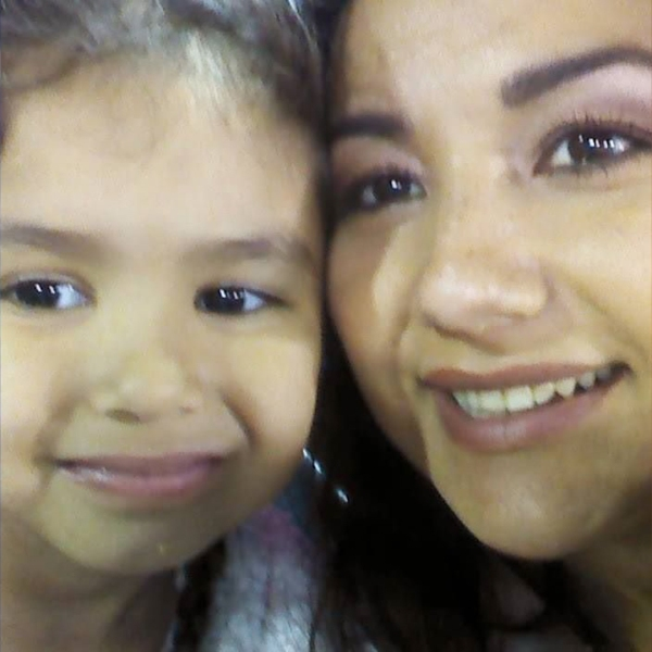 Wendy Gonzalez and her mother, Karina, are seen in a photo provided to KTLA.