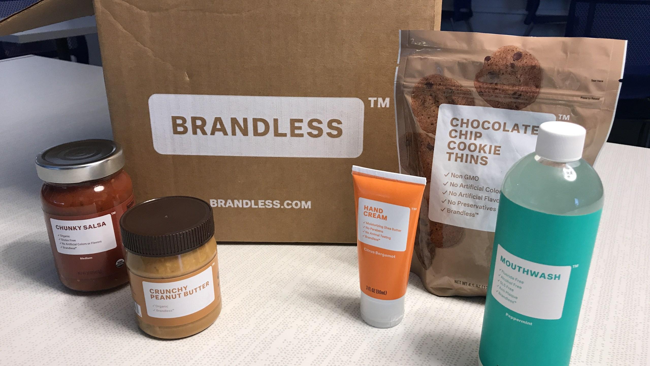 brandless review 2017