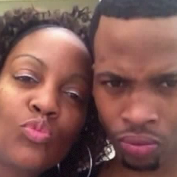 Latisha Nixon provided this undated photo of her and her son, Gemmel Moore.
