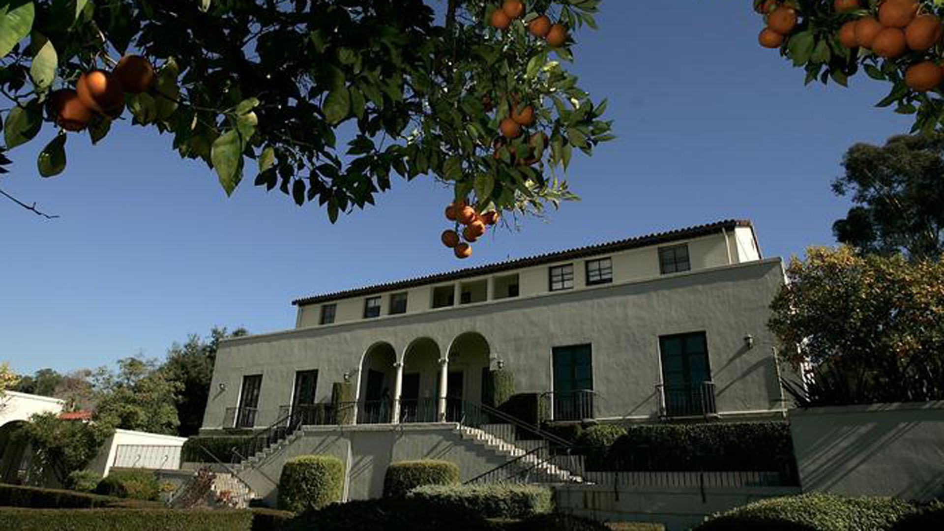 The OccThe Occidental College campus is shown in this undated photo. (Brian van der Brug / Los Angeles Times)idental College campus. (Brian van der Brug / Los Angeles Times)