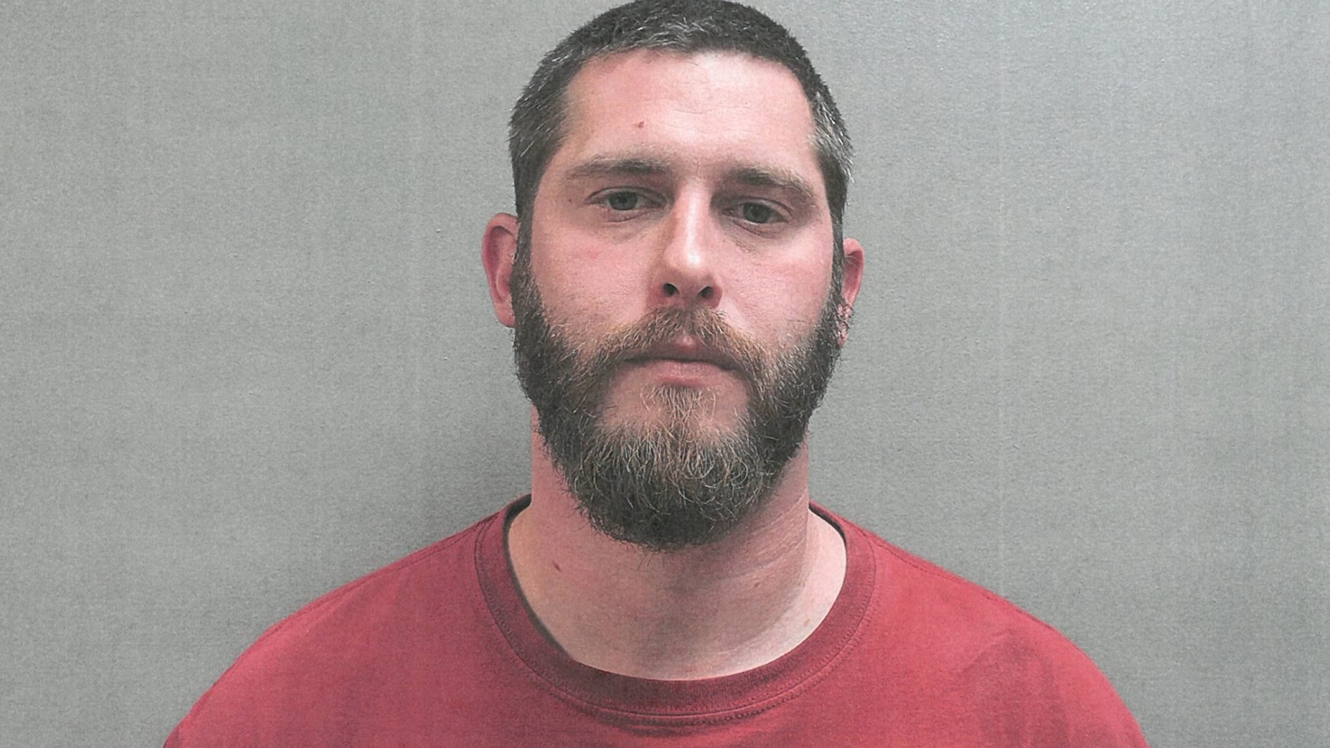 Escaped inmate Branden Powell, 32, killed himself as police cornered him near Antwerp, Ohio. (Credit: Paulding County Sheriff's Office)