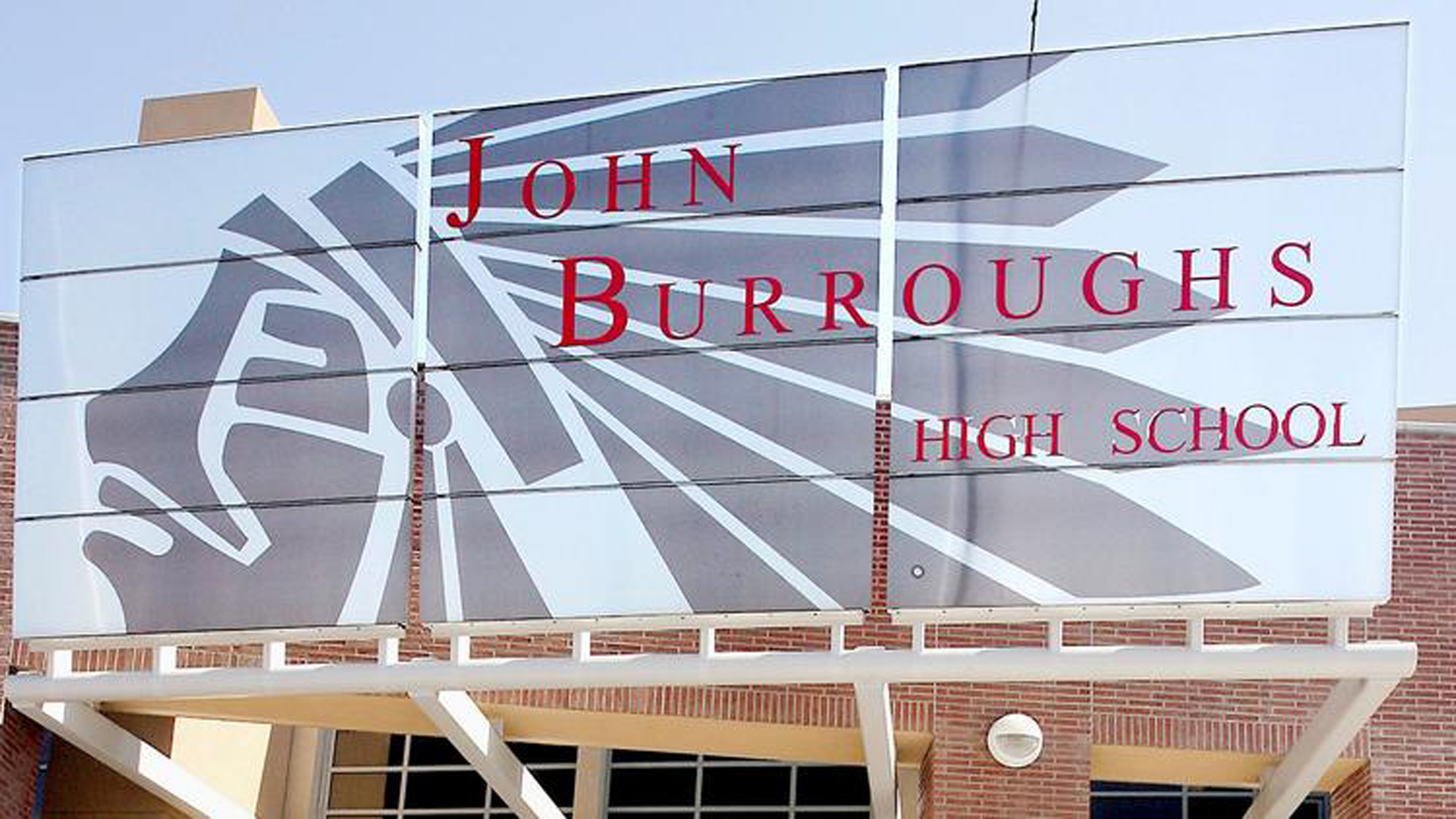 """John Burroughs High student Virginia Begakis said she was pulled out of an honors class earlier this month because she wore a shirt with straps that were too thin during a 110-degree day. """"School is telling us female bodies are distracting, and it's wrong,"""" she said. (Credit Roger Wilson / Burbank Leader)"""