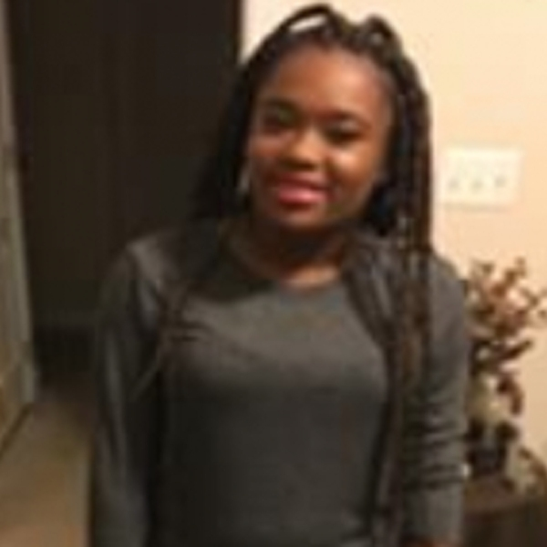 Ashanti Billie is seen in a photo provided by the FBI.