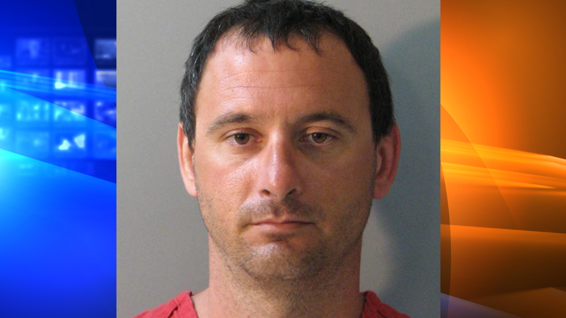 Charles Hebert is seen in an image provided by the Lafourche Parish Sheriff's Office.