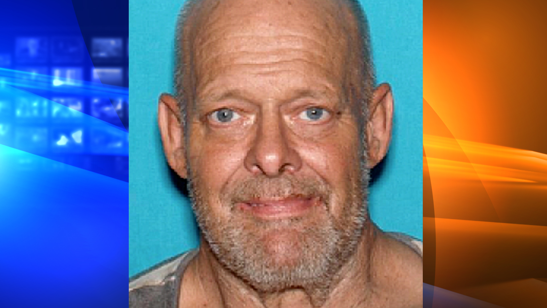 Bruce Paddock is seen in a photo provided by the Los Angeles Police Department.