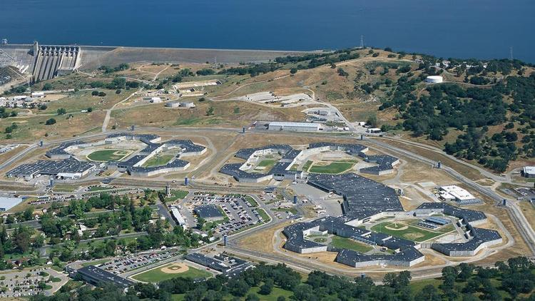 California State Prison-Sacramento is seen in an undated file photo provided by the state Department of Corrections and Rehabilitation.
