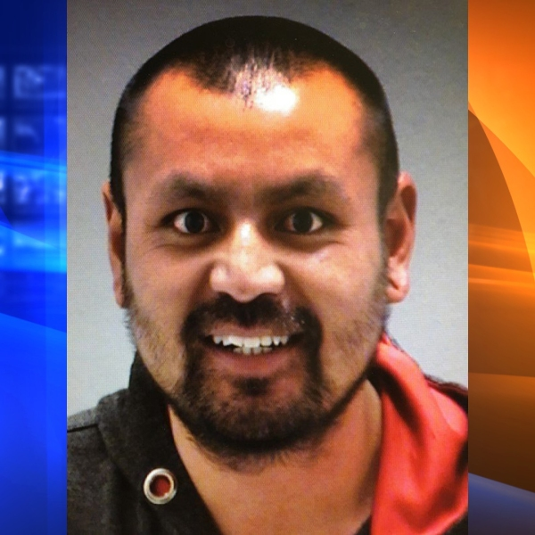 Genoro Lopez is seen in a booking photo released by Port Hueneme police.