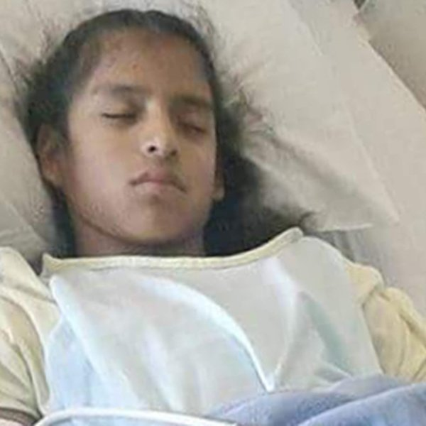 DreamActivist.org provided this photo of Rosa Maria Hernandez to CNN.