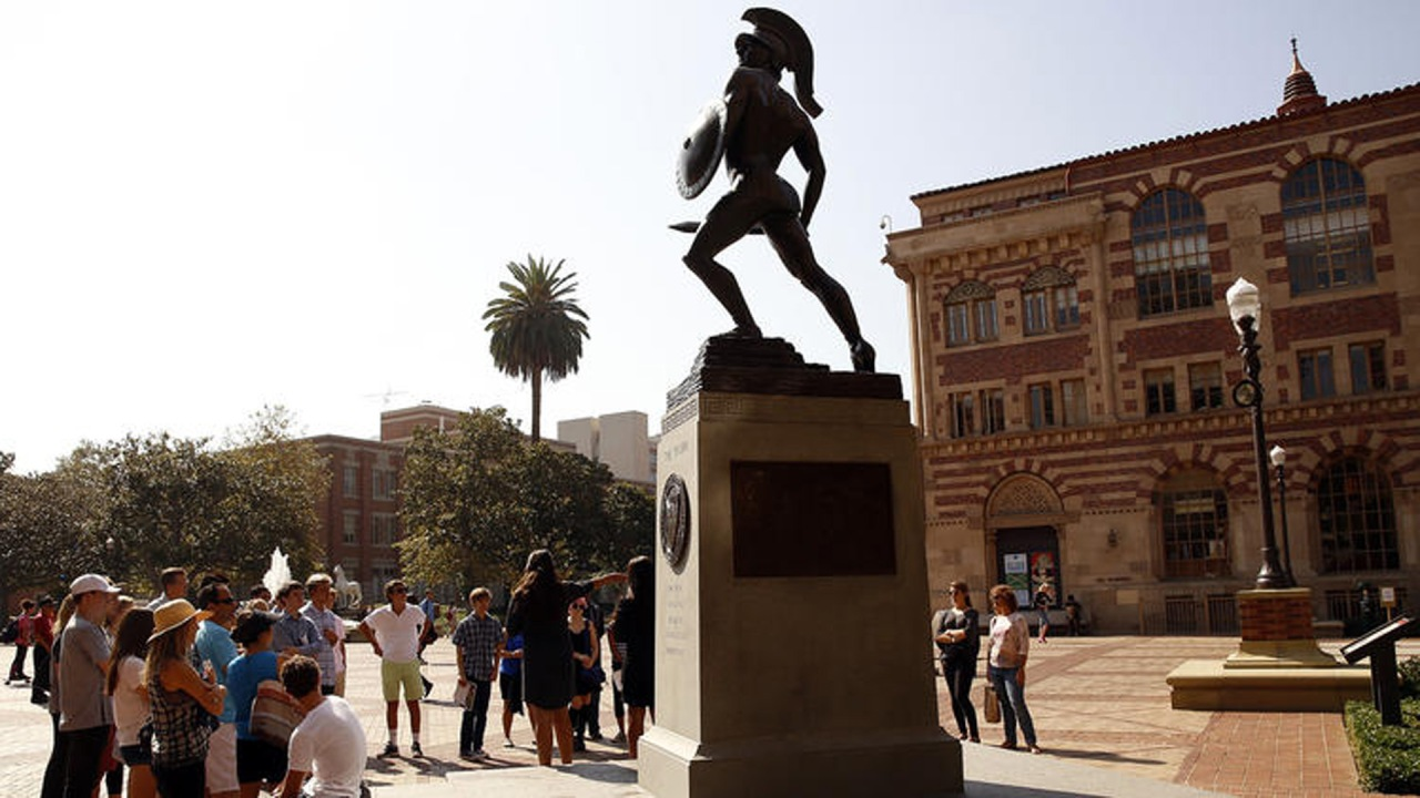 Ex-USC assistant coach testifies that false athletic credentials were regularly part of her job