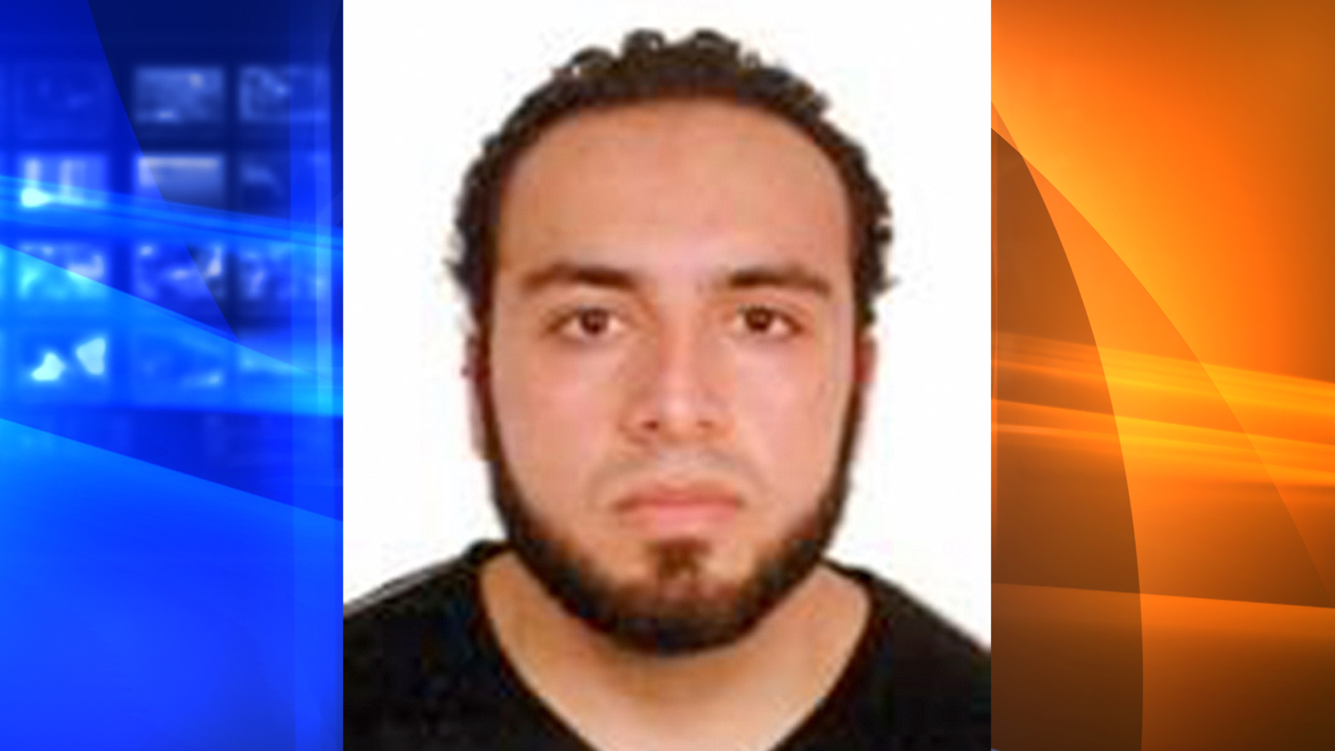 Ahmad Khan Rahimi is seen in an undated photo released by the FBI after a bombing in New York City's Chelsea neighborhood left 30 injured on Sept. 17, 2016. (Credit: FBI via Getty Images)