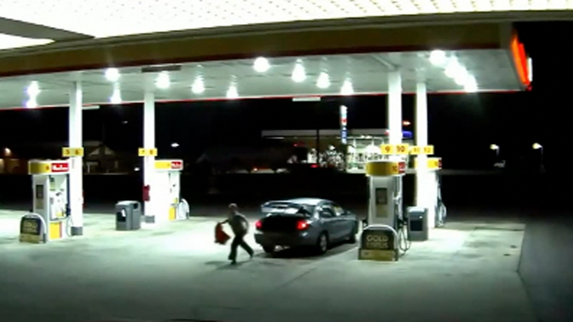 A woman escapes from a kidnapping attempt in Alabama on Oct. 30, 2017. (Credit: Chilton County Sheriff's Office)