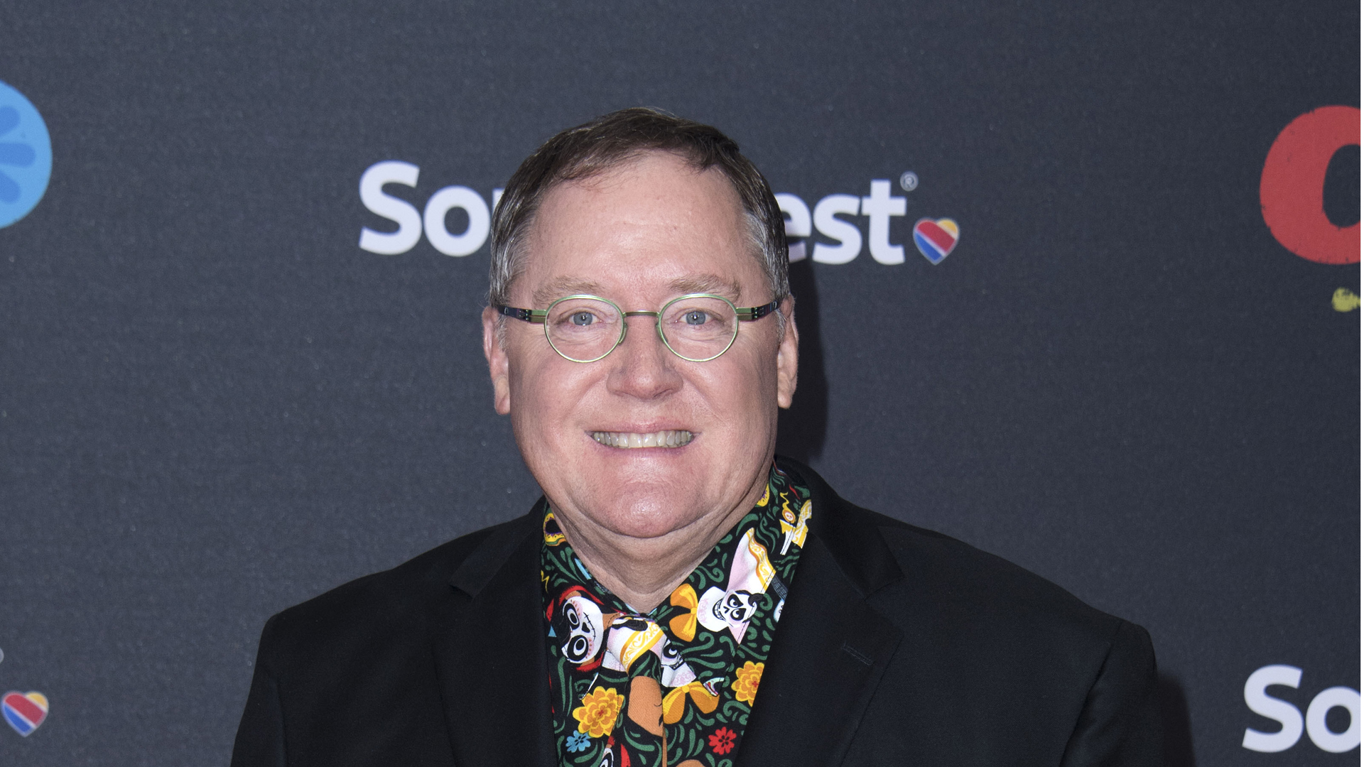 Executive producer John Lasseter attends the Disney Pixar's COCO premiere on November 8, 2017, in Hollywood. (Credit:Valerie Macon/AFP/Getty Images)