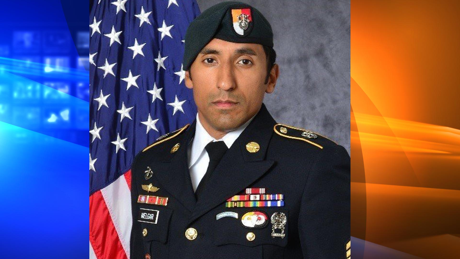 Staff Sgt. Logan Melgar, a Green Beret, was killed in June in Mali. (Credit: U.S. Army)