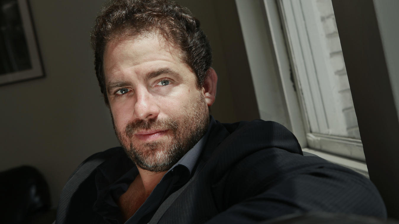 Director Brett Ratner poses for a photo in New York City on Aug. 18, 2017. (Credit: Carolyn Cole/Los Angeles Times)