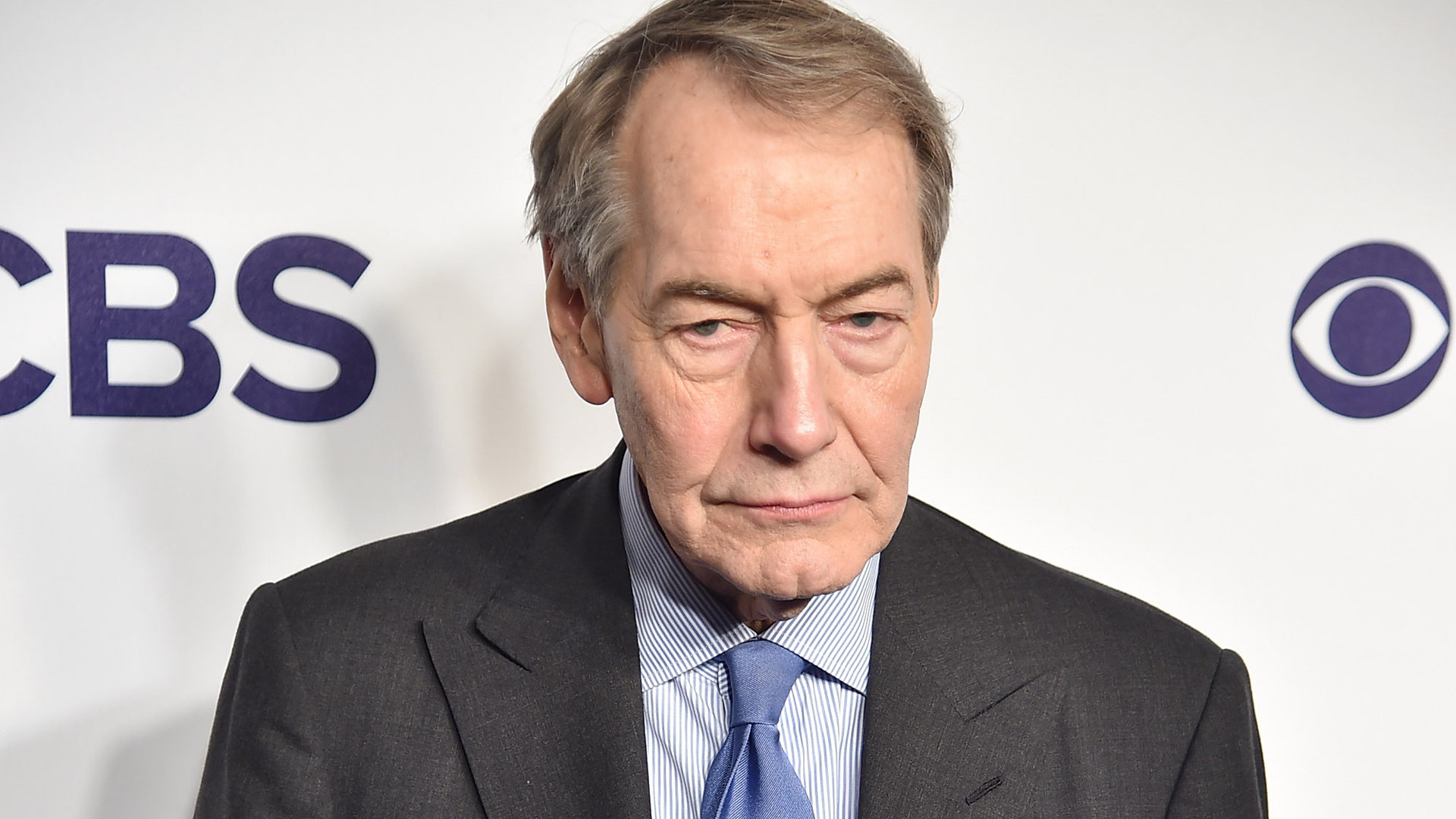 Charlie Rose attends the 2017 CBS Upfront on May 17, 2017 in New York City. (Credit: Theo Wargo/Getty Images)