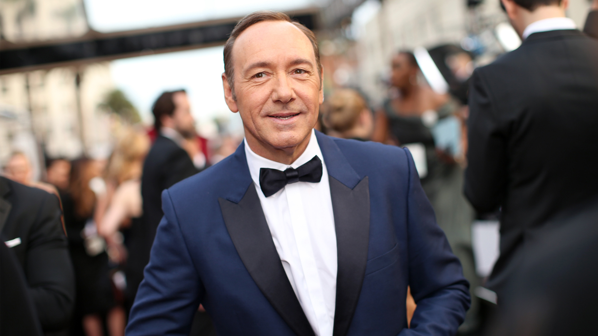 Actor Kevin Spacey attends the Oscars held at Hollywood & Highland Center on March 2, 2014. (Credit: Christopher Polk / Getty Images)