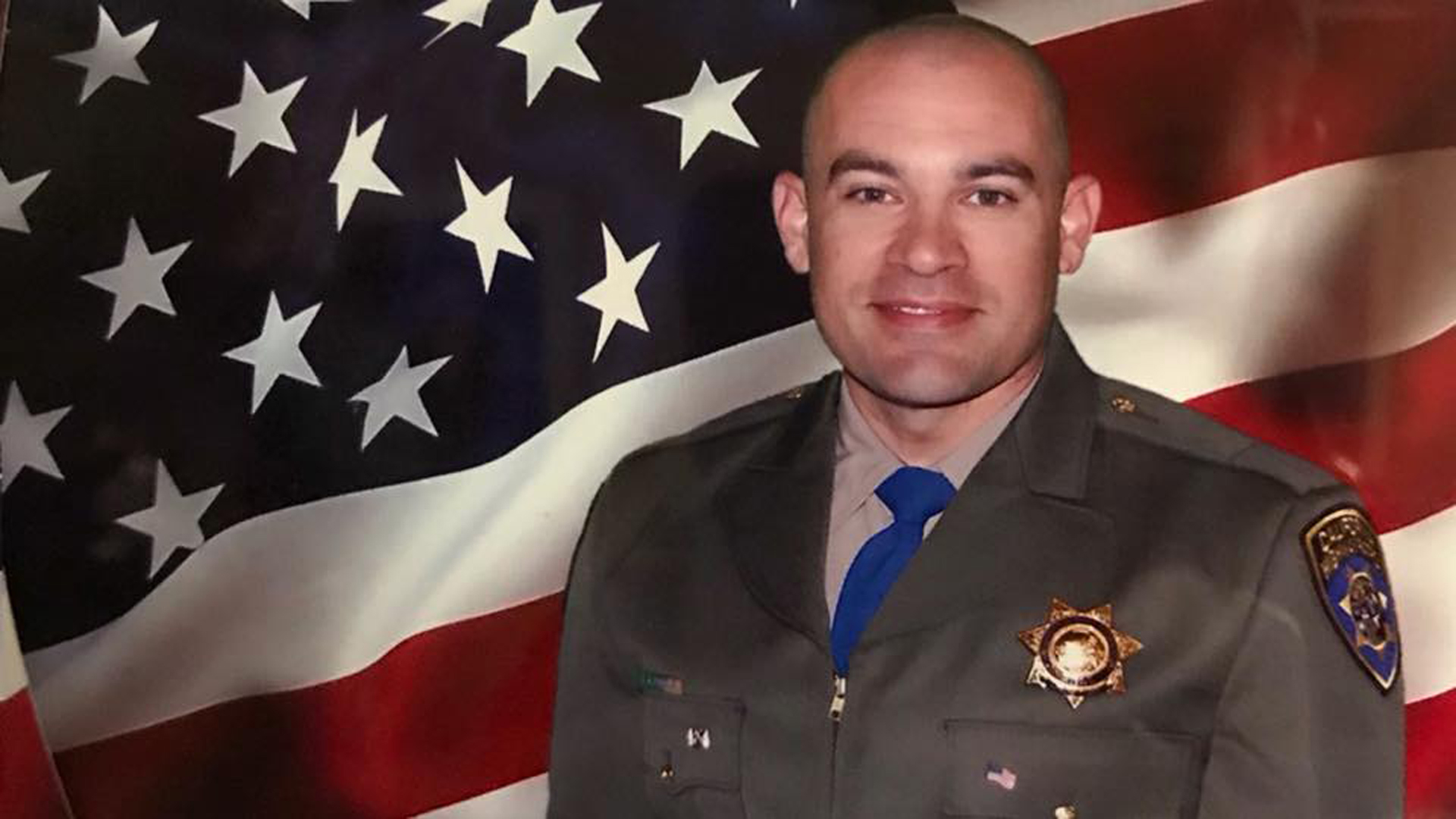 CHP released this photo of Officer Andrew Camilleri Sr.