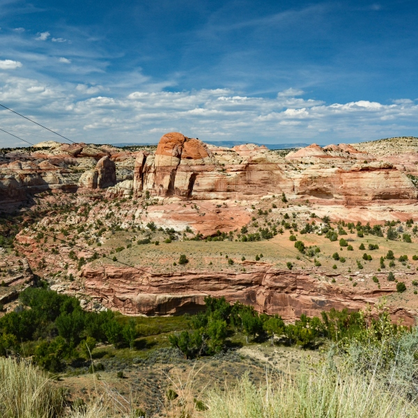 This undated photo shows the Grand Staircase-Escalante National Monument in Utah. (Credit: iStock / Getty Images)