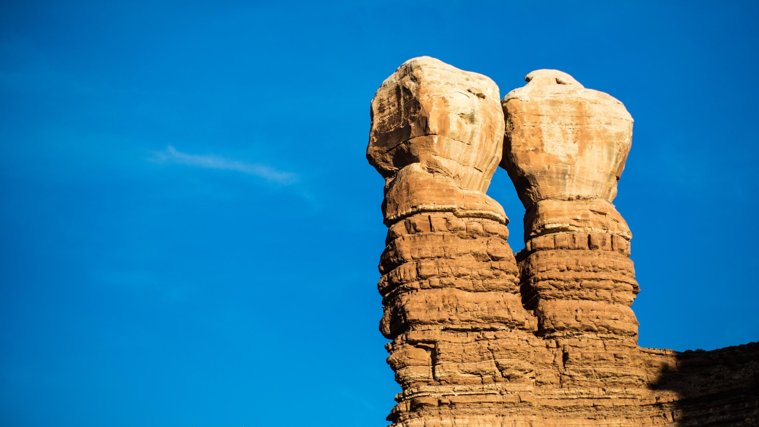 Hoodoos, among the natural wonders in Bears Ears National Monument in Utah, is seen in this undated CNN photo.